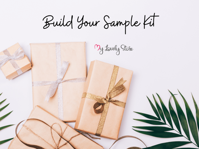 Build Your Invitations Sample Kit